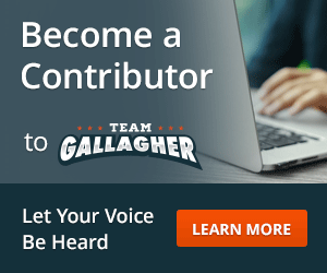 Become a Contributor to Team Gallagher